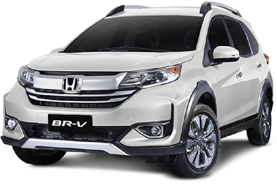 Honda BR-V 2021 Interior & Exterior Images - BR-V 2021 Pictures