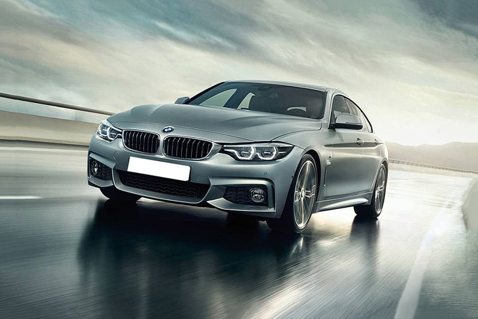 BMW 4 Series Gran Coupe Images