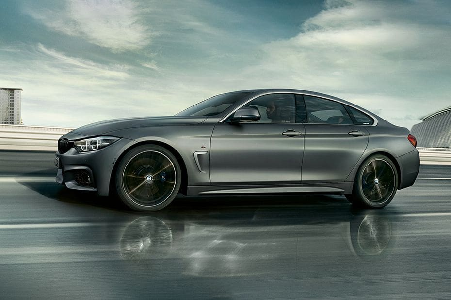 BMW 4 Series Gran Coupe Colors