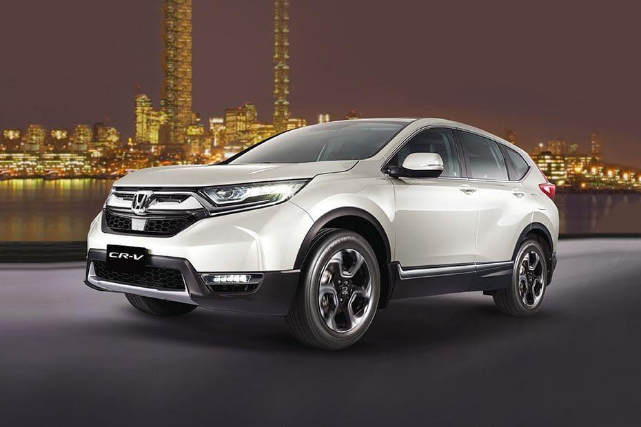 Honda CR-V Colors