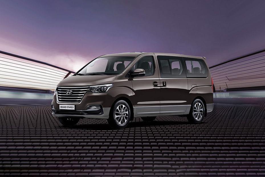 Hyundai Grand Starex Images