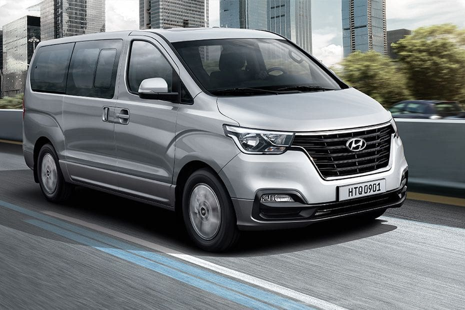 Hyundai Grand Starex Colors