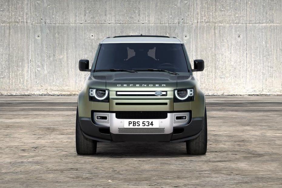 Land Rover Defender 2021 Interior & Exterior Images ...