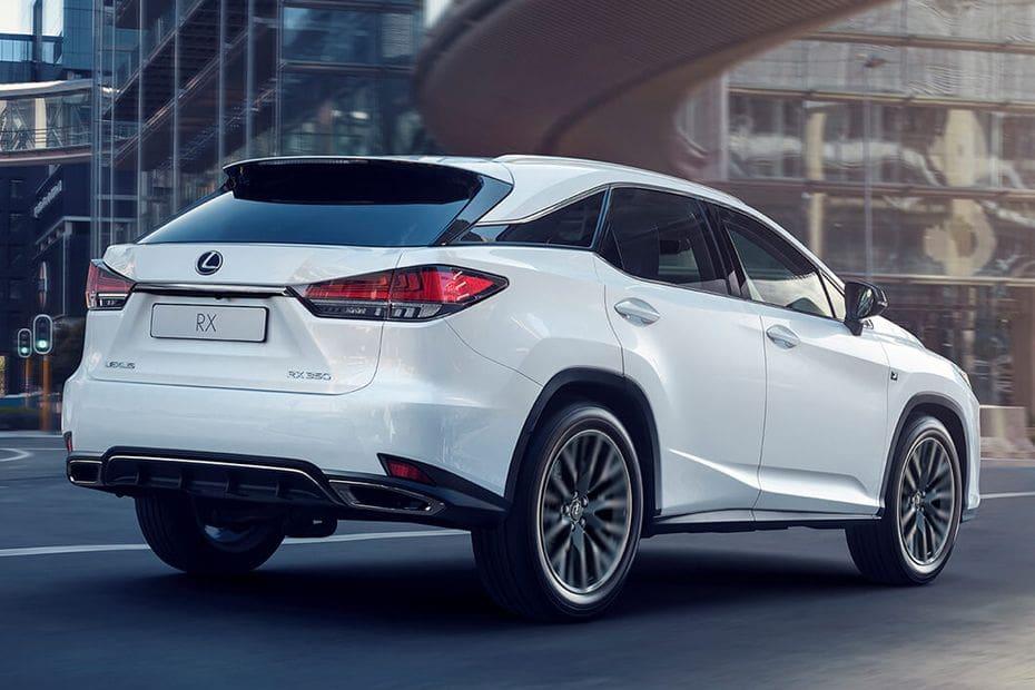 Lexus RX Videos