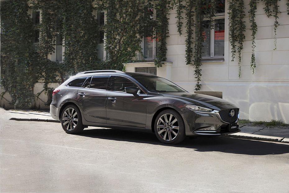 Mazda 6 Wagon Images