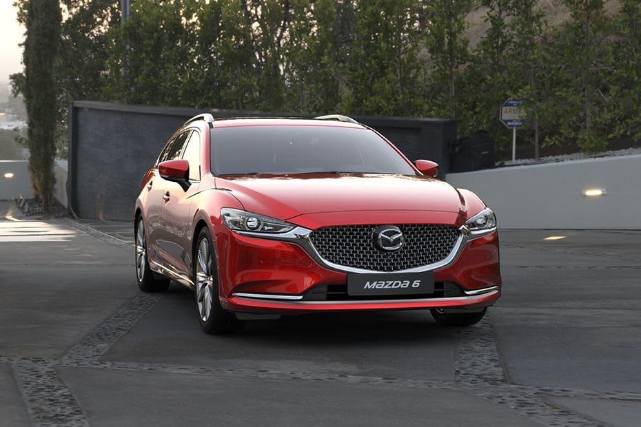 Mazda 6 Wagon Colors