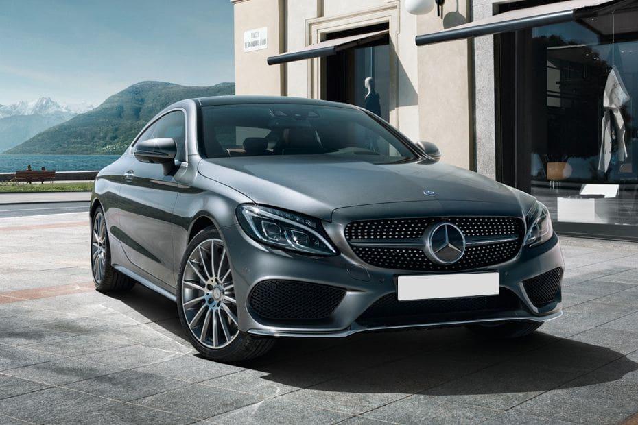 Mercedes-Benz C-Class Colors