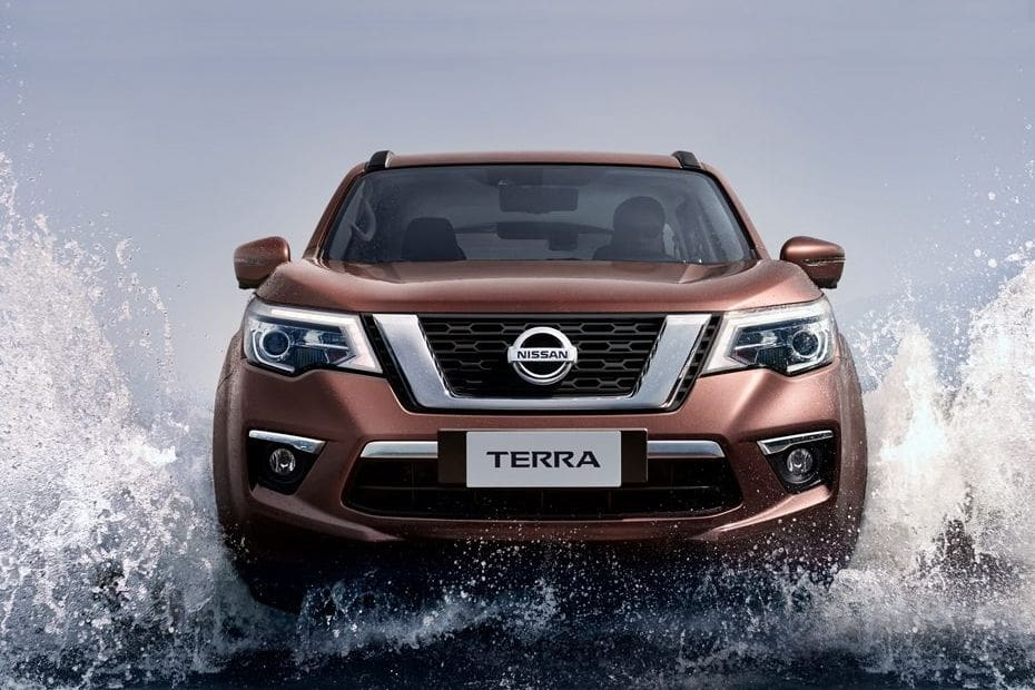 Full Front View of Terra