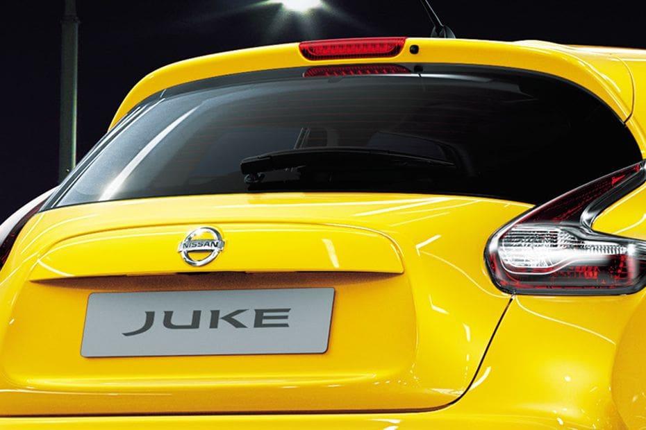 Nissan Juke 2021 Interior & Exterior Images, Colors ...