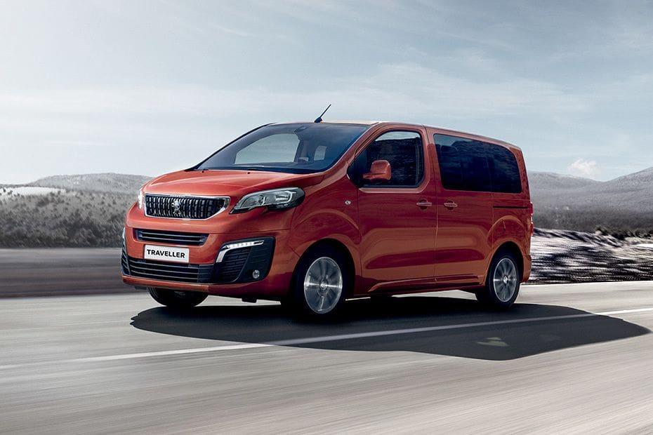 Peugeot Traveller Images