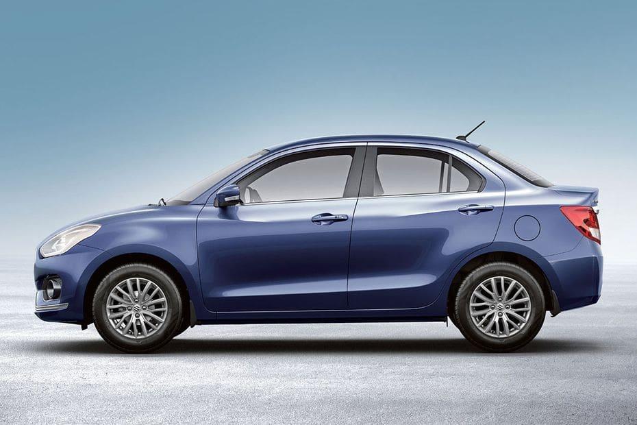 Suzuki Swift Dzire Colors