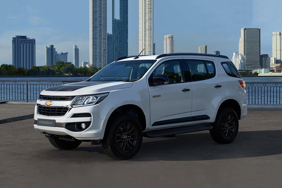 Chevrolet Trailblazer Videos