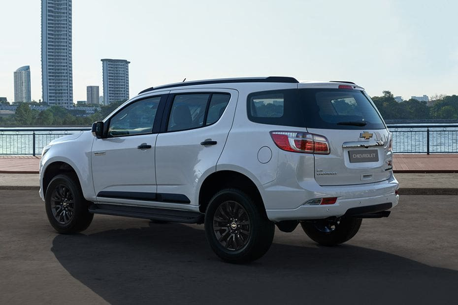 Chevrolet Trailblazer Price List Promos Specs Gallery