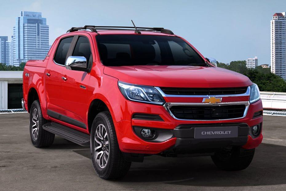 Chevrolet Colorado Colors
