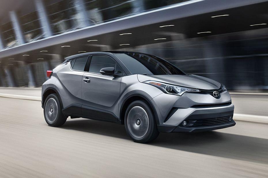 Toyota C-HR Videos