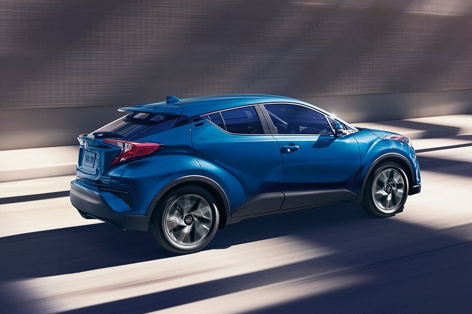 Toyota C-HR Colors