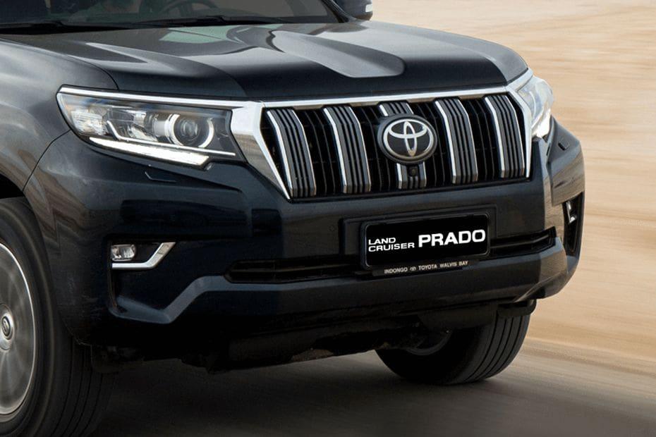 2020 Land Cruiser Prado