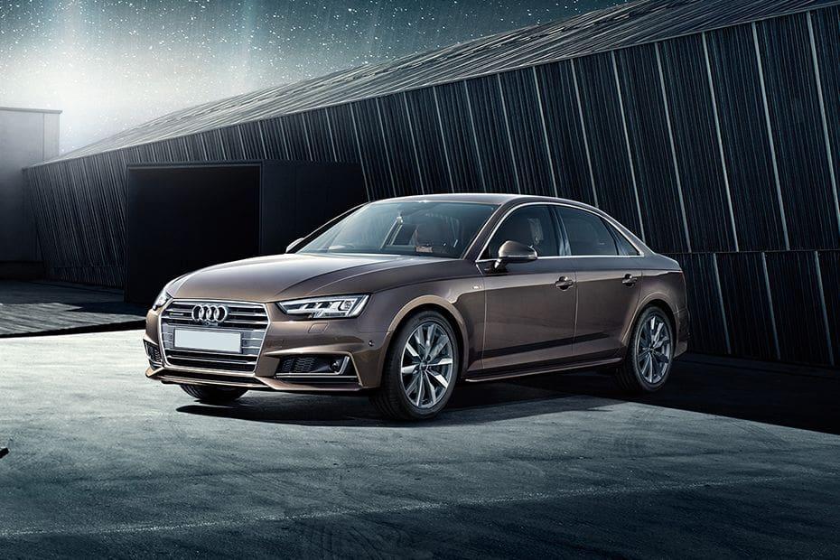 Audi A4 Sedan Images