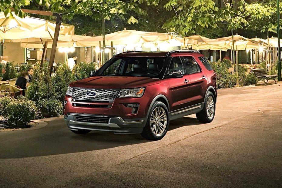 Ford Explorer Images