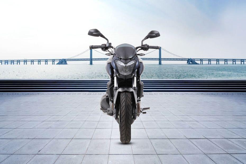 Kawasaki Dominar 400 Colors