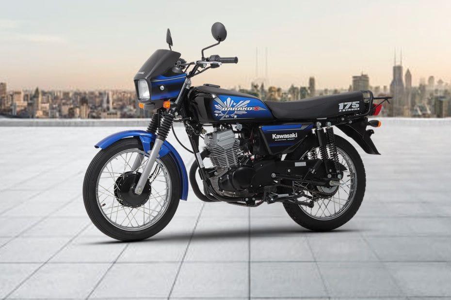Kawasaki Barako Ii 2020 Images
