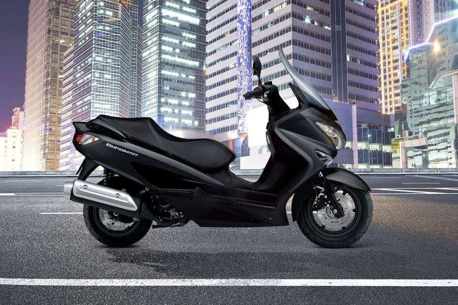 Suzuki Burgman 200 ABS Images