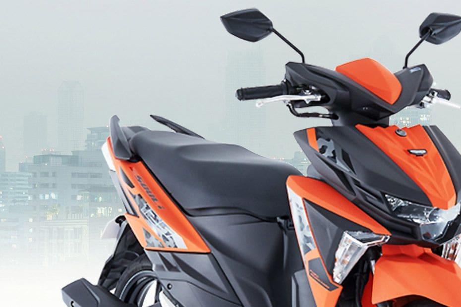 Yamaha Mio Soul i 125 Colors