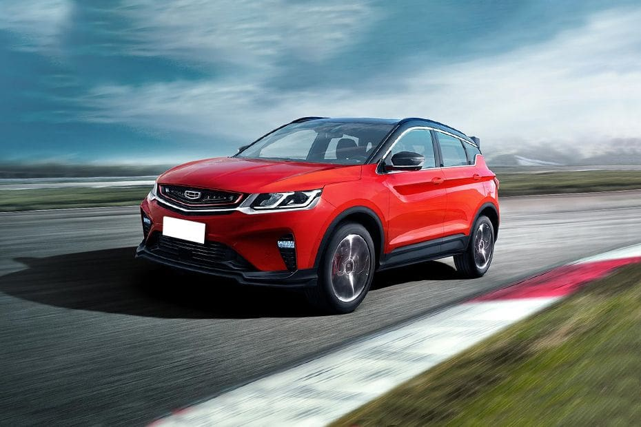 Geely Coolray Images
