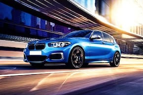 BMW 1 Series (Five Door)
