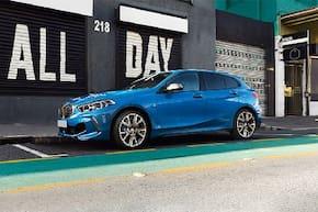 BMW 1 Series (Five Door)