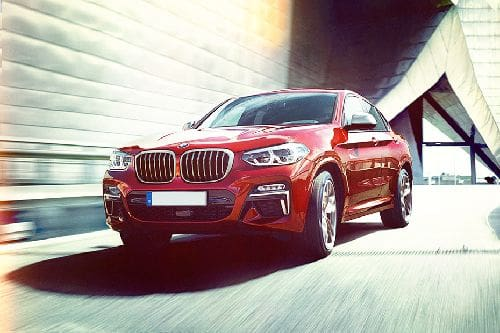 X4 Front angle low view