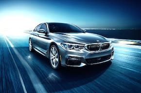 BMW 5 Series Sedan 530d Luxury