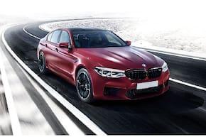 BMW M5 Sedan Competition 4.4L