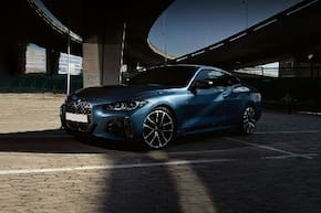 BMW 4 Series Coupe 420i M Sport