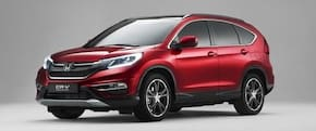 Second Hand Honda CR-V