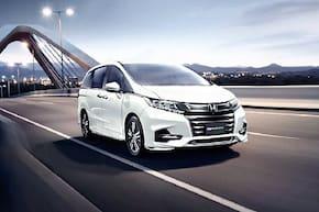 Honda Odyssey 2.4L EX AT