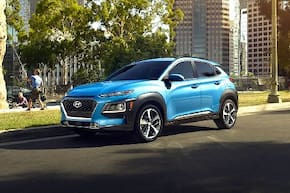 Second Hand Hyundai Kona