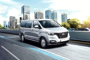Hyundai Grand Starex 2.5 CRDi GLS 5AT (Dsl-Swivel)