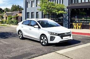 Hyundai Ioniq EV EV