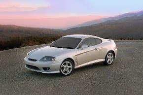 Second Hand Hyundai Coupe