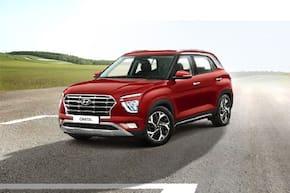 Hyundai Creta 2021 1.5L