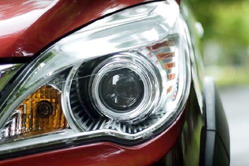 M50S Headlight