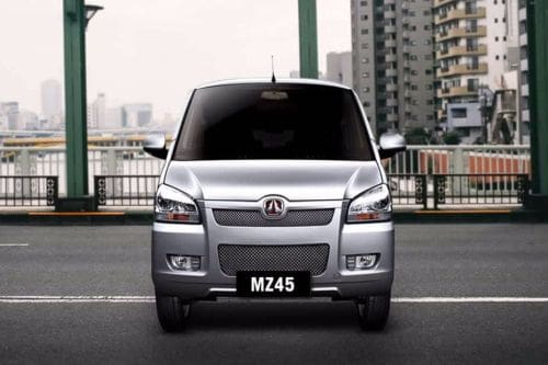 Full Front View of MZ45