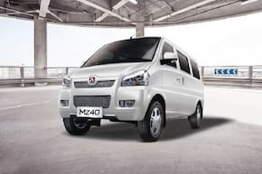 Used BAIC MZ40