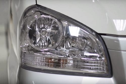 MZ40 Headlight