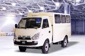 BAIC Bayanihan H5 Passenger Van Double AC
