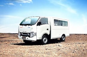 Used Isuzu Traviz