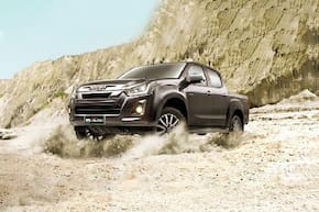 Isuzu D-Max RZ4E Single C&C MT