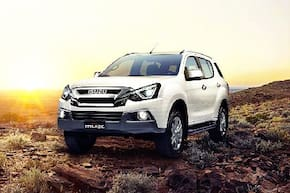 Isuzu mu-X 3.0 LS-A 4x2 AT