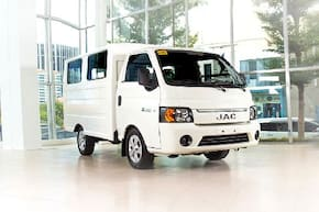 JAC X200 Single Cab